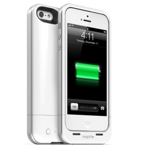 Mophie Juice Pack Air white для iPhone 5