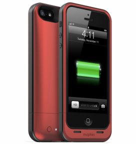 Mophie Juice Pack Air Red для iPhone 5