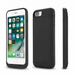 Батарея чехол для iPhone 7 Plus Charge Case 5.5 -7000 mah black