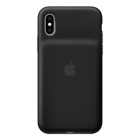 Чехол-аккумулятор Apple Smart Battery Case Black для iPhone XS Max