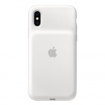 Чехол-аккумулятор Apple Smart Battery Case White для iPhone XS Max