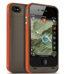 Чехол-аккумулятор для iPhone 4/4S mophie juice pack plus Outdoor Edition
