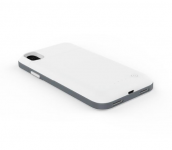 Чехол зарядка iPhone X/Xs External Battery Case 5200 mah white