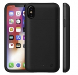 Чехол зарядка iPhone X/Xs External Battery Case 5200 mah black